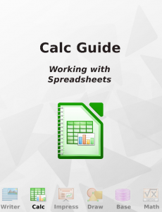 libreoffice calc guide 4.1